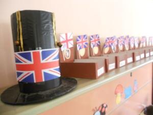 il cappello tipico inglese